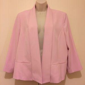 1c18061b1dc Kasper Jackets   Coats - Kasper Jacket Ladies Size 16 Pink Career Blazer